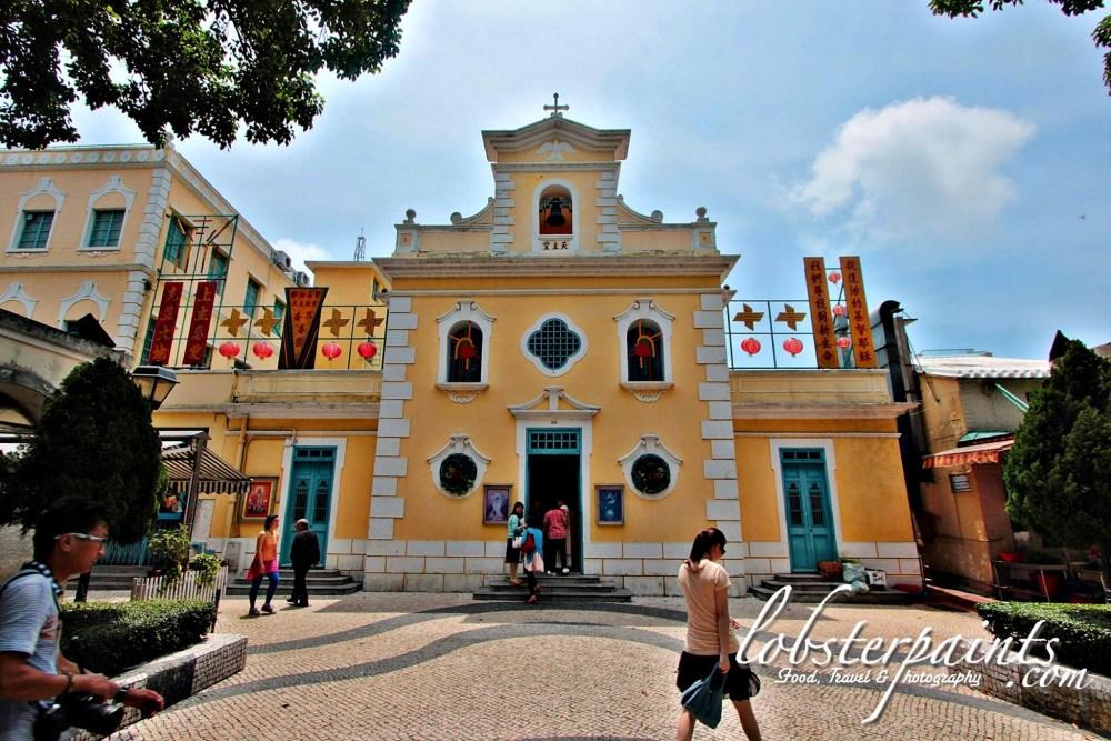 Coloane Village 路環村 | Macau, China