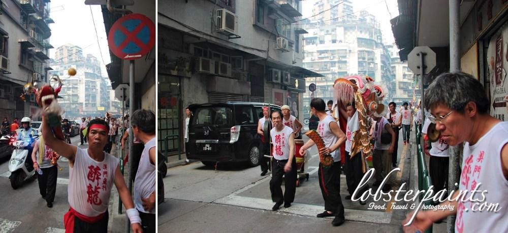 Rua do Almirante Sergio | Macau, China
