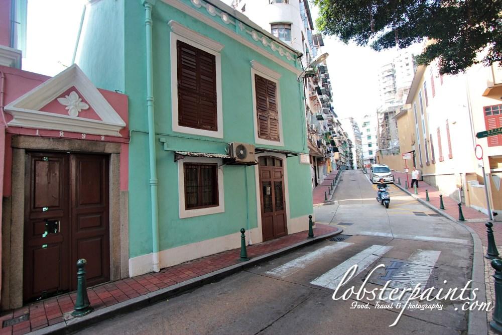 Lilau Square   Macau, China