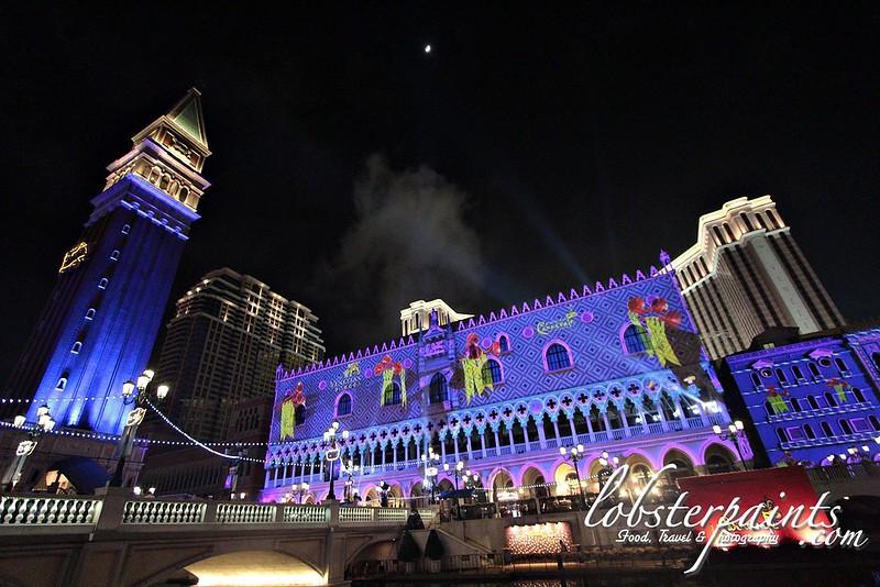Carnival 3D Light Show @ Venetian | Macau, China
