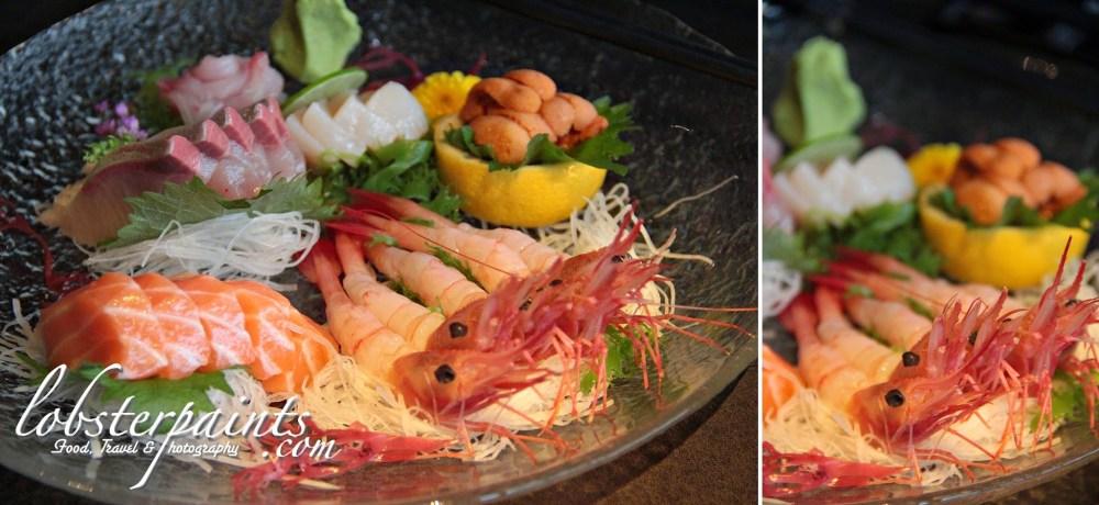 特盛刺身 @ 天 Sky 21 Bar & Restaurant | Macau, China