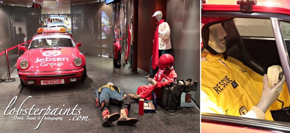 Grand Prix Museum 大賽車博物館   Macau, China
