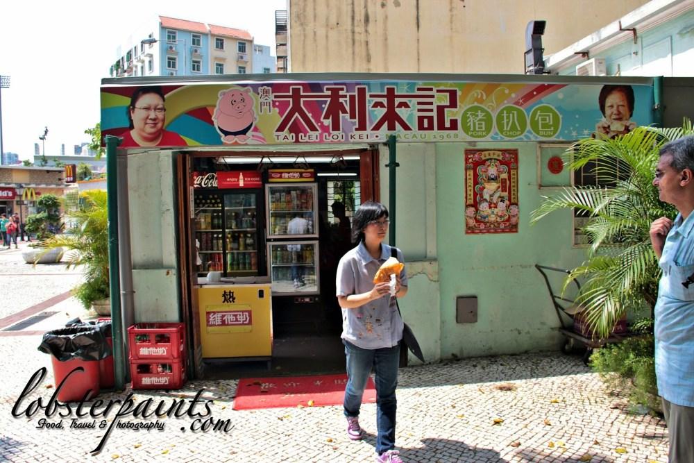 Tai Lei Loi Kei 大利來記 | Macau, China
