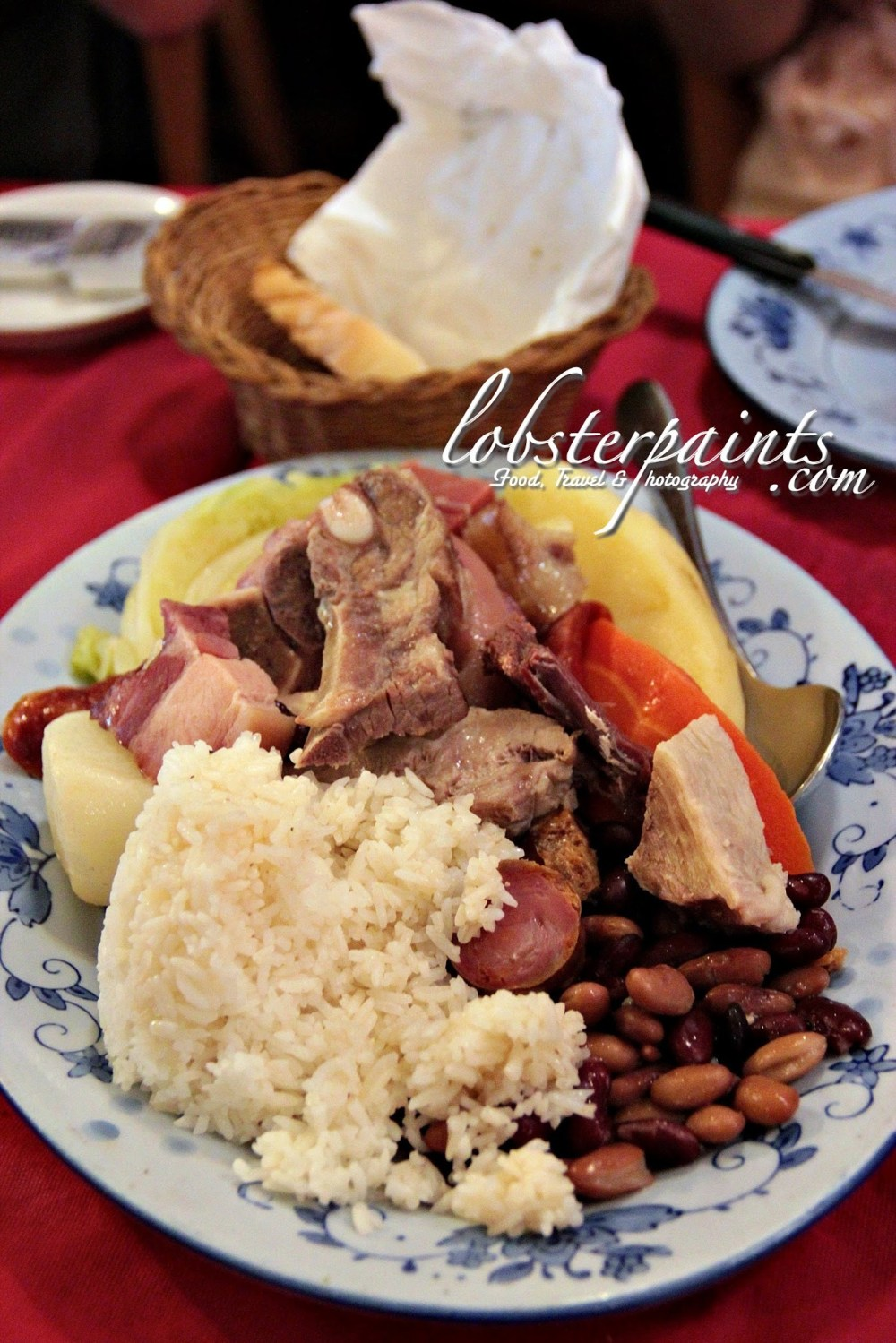 Cozido à Portuguesa (Portuguese Stew) @ O'Manuel Cozinha Portuguesa 阿曼諾葡國餐   Macau, China