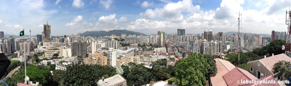 View from Guia Lighthouse | Macau, China