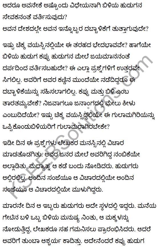 Jamaican Fragment Summary in Kannada 3