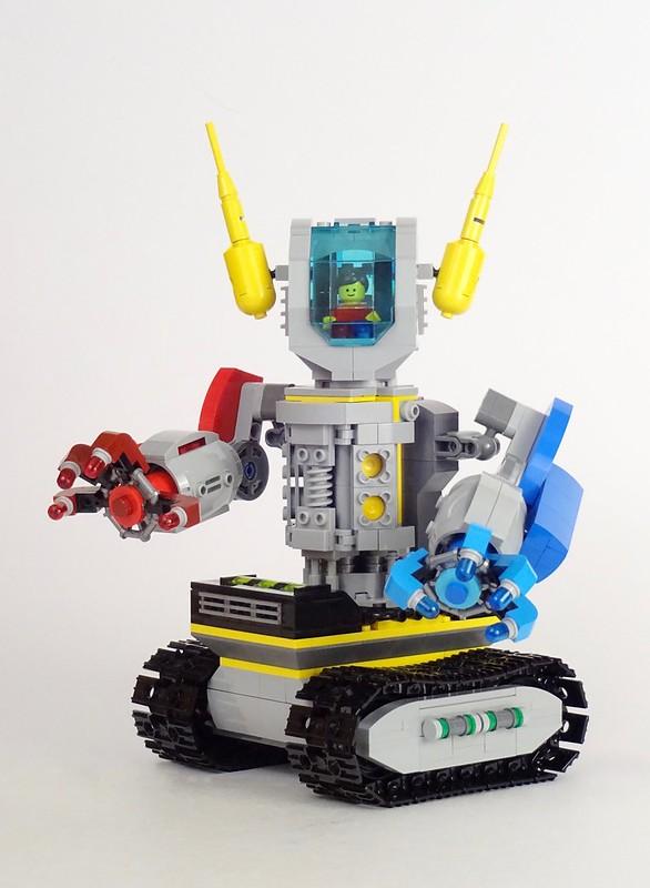 Colour Robot
