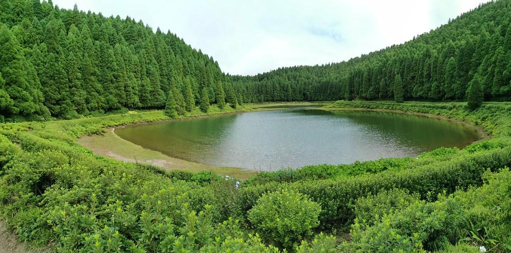 Lagoa Das Eguas Serra Devassa Isla de San Miguel Azores Portugal 02