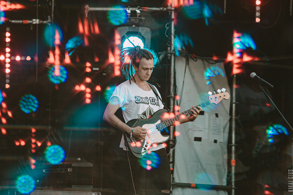 Stoned Jesus - Live at Atlas Weekend 2019, Kyiv