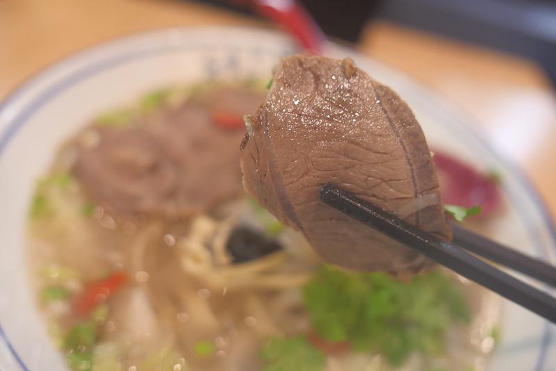 羊肉烩面 (ヤンローフイメン)