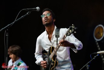 Gary Clark Jr + Los Coast @ Malkin Bowl - September 10th 2019