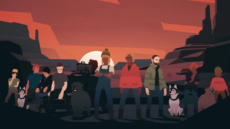 Overland on PS4