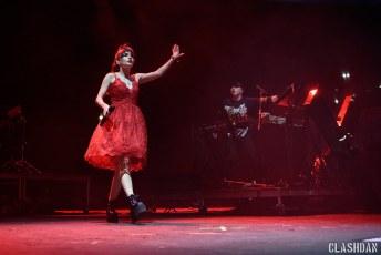 Chvrches @ Hopscotch Music Festival, Raleigh NC 2019