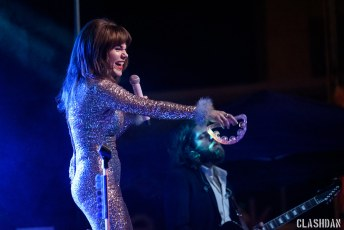 Jenny Lewis @ Hopscotch Music Festival, Raleigh NC 2019