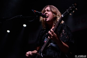 Sleater-Kinney @ Hopscotch Music Festival, Raleigh NC 2019