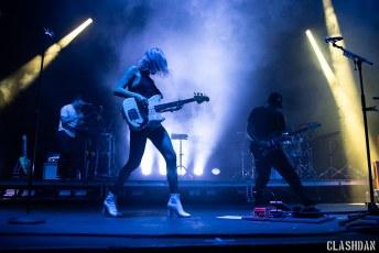 Phantogram @ Hopscotch Music Festival, Raleigh NC 2019