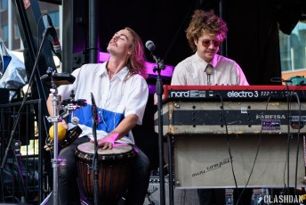 The Nude Party @ Hopscotch Music Festival, Raleigh NC 2019