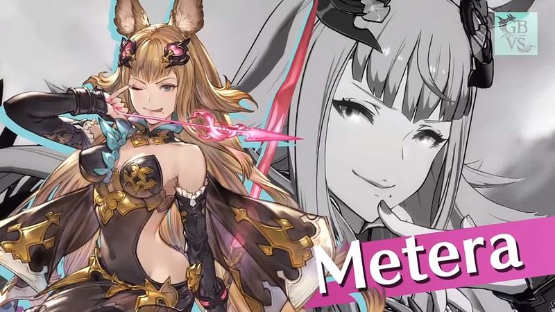 Granblue Fantasy Versus - Metera