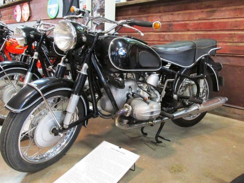 St. Francis Motorcycle Museum-1966 R69S