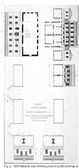Mount Dearborn Armory Plans