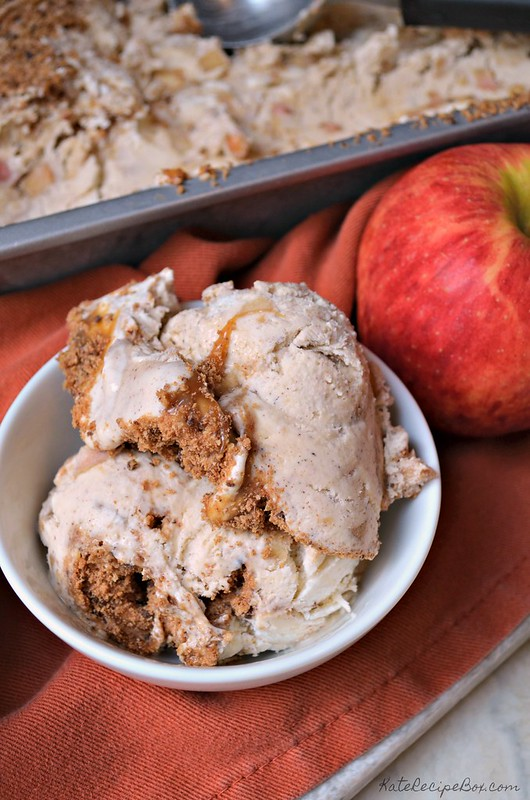 Caramel Apple Pie Ice Cream 4