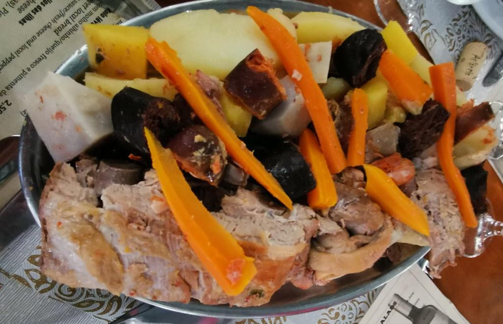 Furnas Comida cocido Isla San Miguel Azores 04