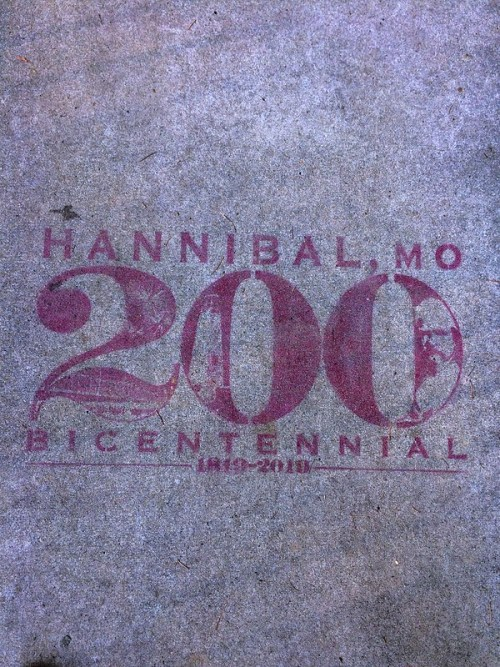 2019 is 200th Anniversary of the Founding of Hannibal, MO