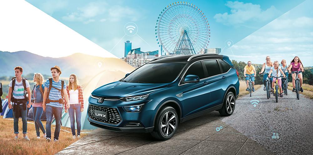 納智捷全新七人座SUV Luxgen URX第四季上市   ca汽車頻道