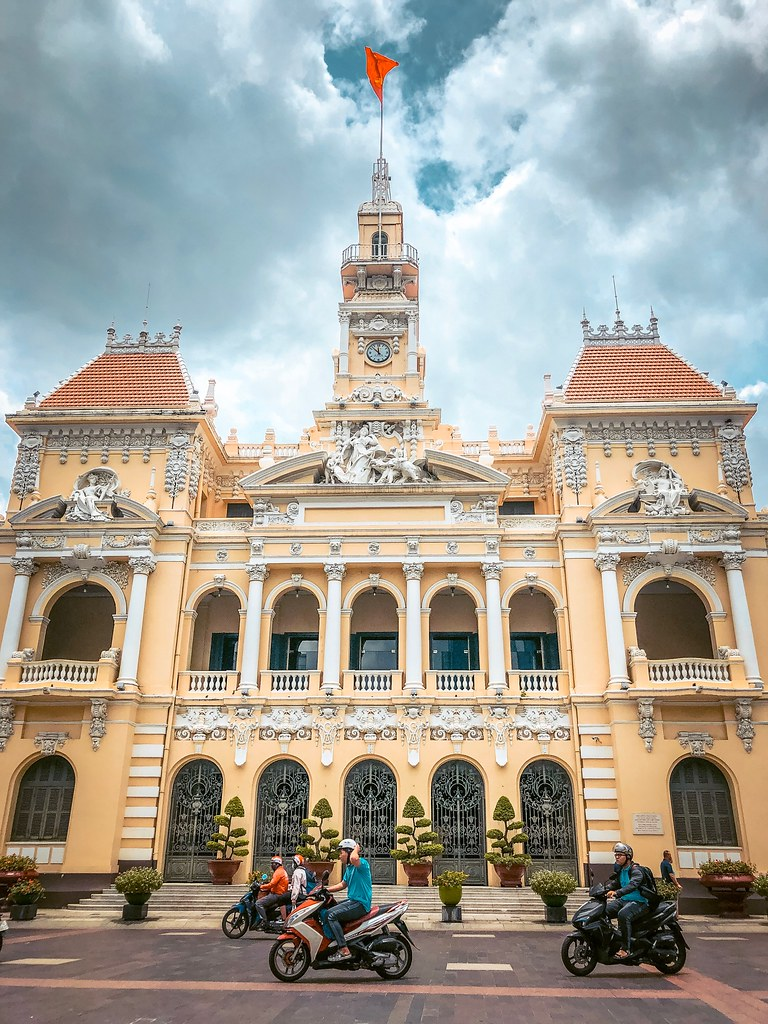 People's Committee   Ho Chi Minh City Attractions