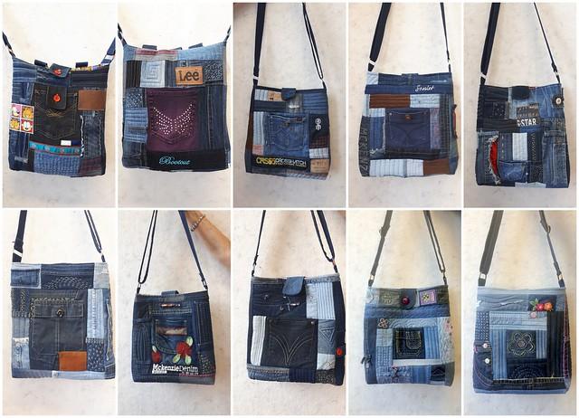 Denim Boro Bag Class