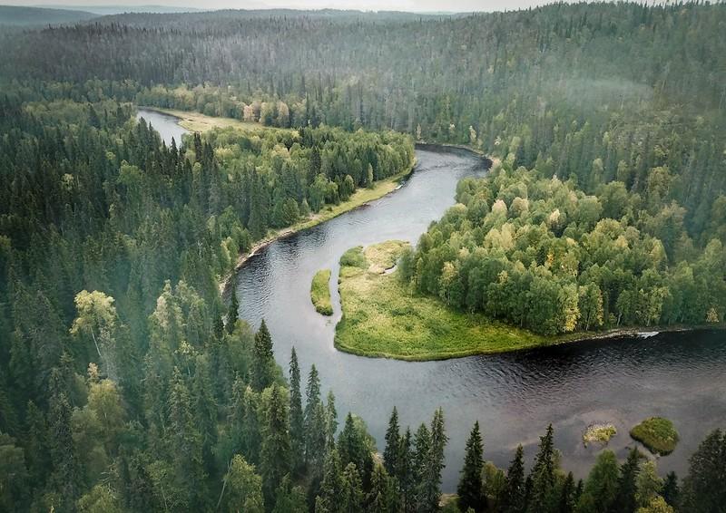 Oulangan Kansallispuisto
