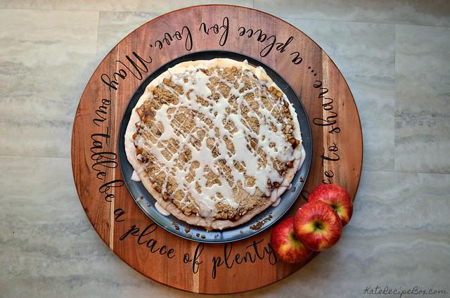 Apple Pizza 1