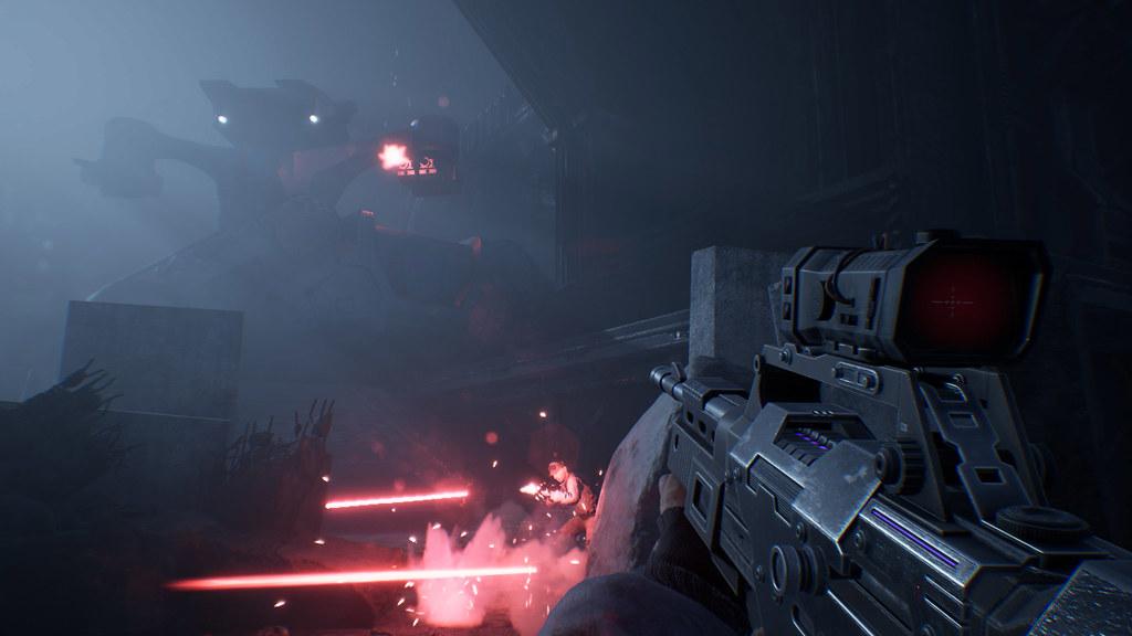 Terminator: Resistance screenshot