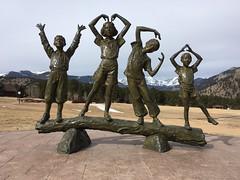 February 9, 2019 / YMCA Statue