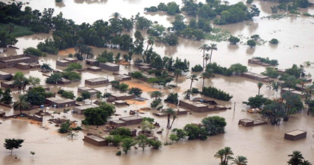 A River In Flood Essay
