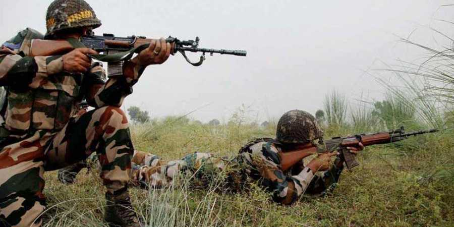 The Role Of A Soldier In The Defence Of India Essay