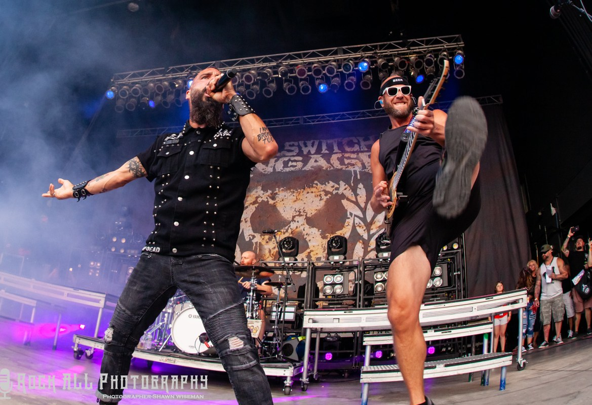 Killswitch Engage - Express Live Columbus, OH 8/2019