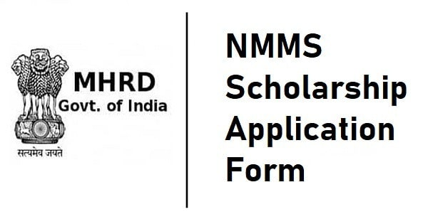 NMMS Scholarship Application Form 2019: Online Application
