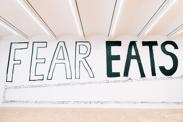 Fear Eats the Soul at Glenstone Museum