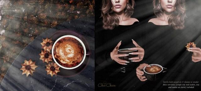 Macchiato&courabier by ChicChica @ Cosmopolitan