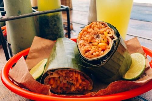 Burrito Amor @ Tulum, Mexico