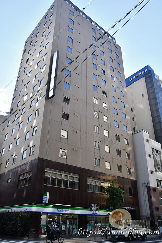 大阪東心齋橋微笑飯店-20