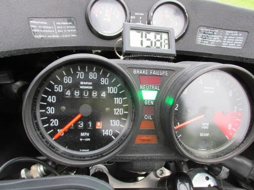 Speedometer Palindrome #2