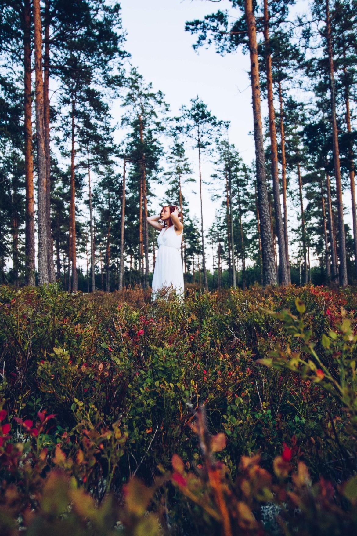 Skogsporträtt Wilda - reaktionista.se