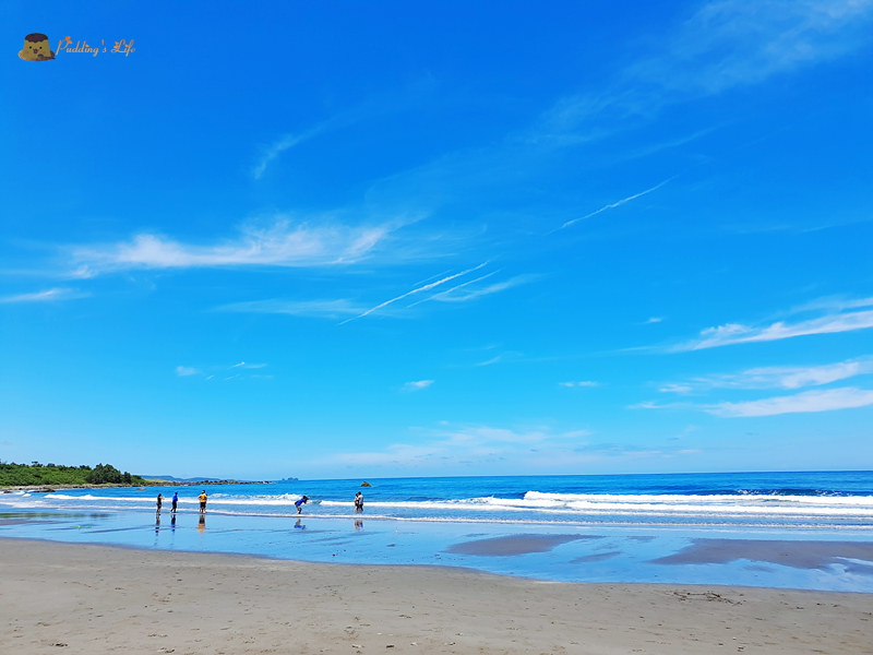 【臺東景點】漫步雲端天空之鏡《都歷海灘》退潮才遇得到的沙灘秘境 @ Pudding's Life :: 痞客邦