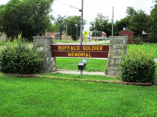 Buffalo Solider Memorial Park