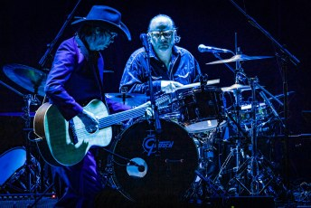 The Waterboys at the Lincoln Theatre in Washington, DC on September 22nd, 2019