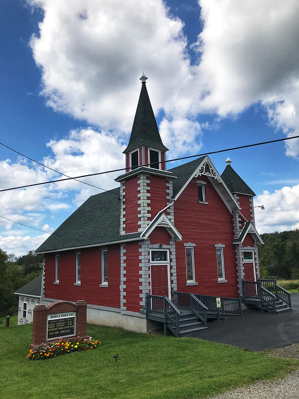 Middle Ridge United Methodist Church