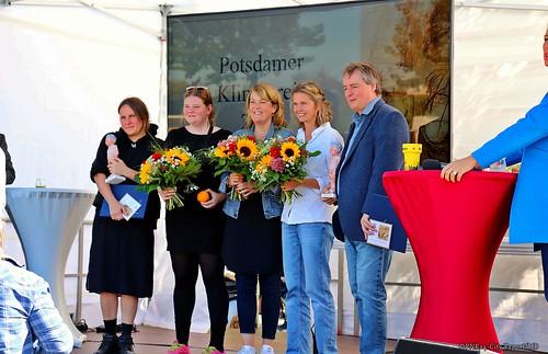 """Potsdamer Klimapreis """"Kleiner König Zukunft"""" verliehen"""