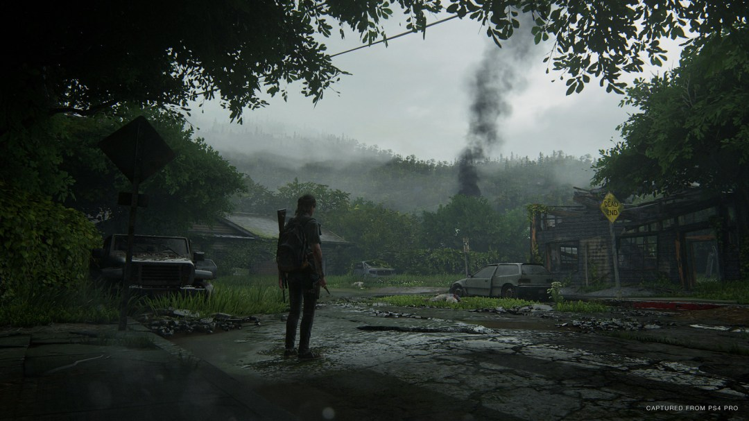 The Last of Us Part II State of Play Screenshots 5